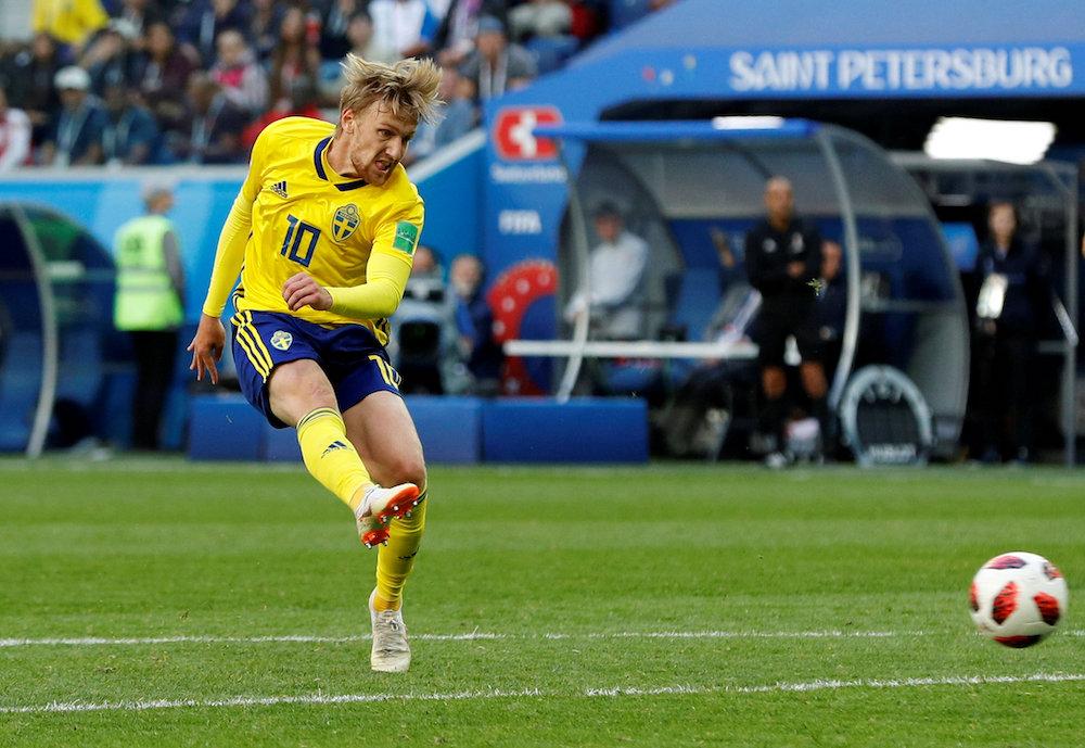 När spelade Sverige VM senast