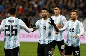Argentinas trupp VM 2018 – Argentina truppen till fotbolls-VM 2018!