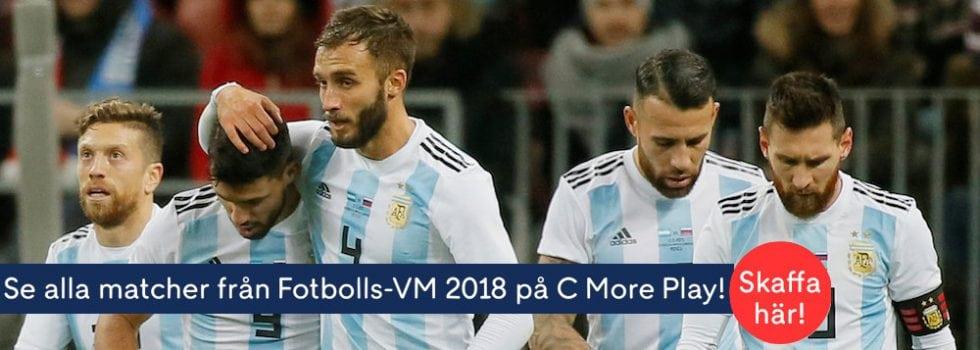 Argentinas VM trupp 2018 - Argentinska truppen till fotbolls-VM 2018!