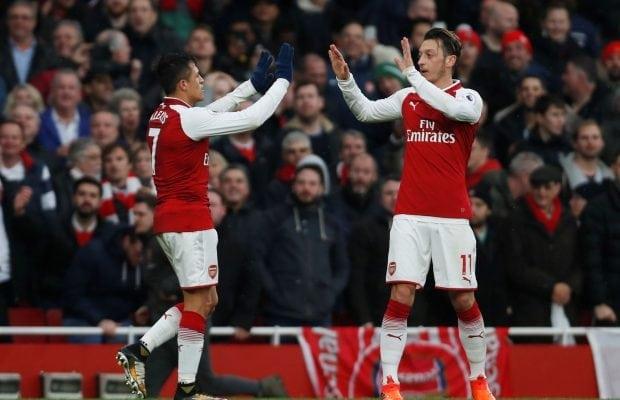 Arsenal-stjärnan har sagt farväl till lagkamraterna