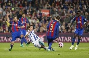 Manchester Citys plan - värva Barca-stjärnan