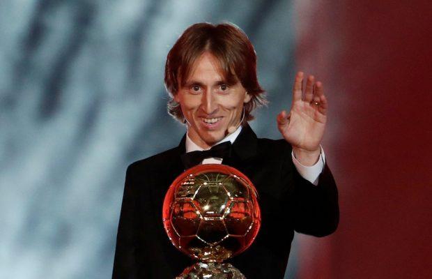 Ballon d'or vinnare genom tiderna