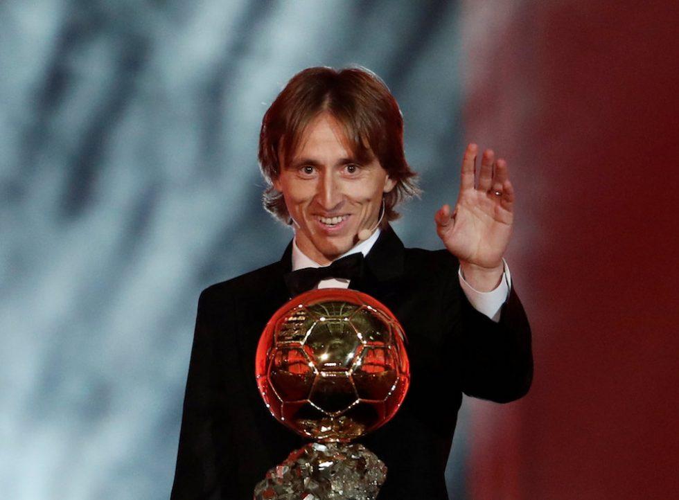 Ballon d'Or vinnare