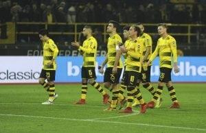 Borussia Dortmund närmar sig Michy Batshuayi