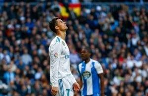 Cristiano Ronaldo öppnar för att stanna i Real Madrid
