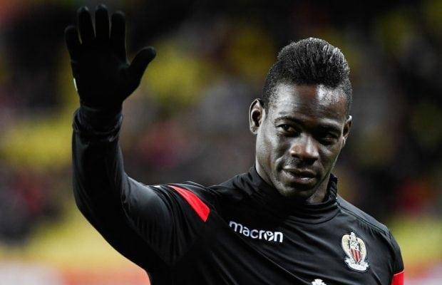 Juventus vill värva Mario Balotelli