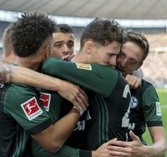 Leon Goretzka väljer Bayern München i sommar