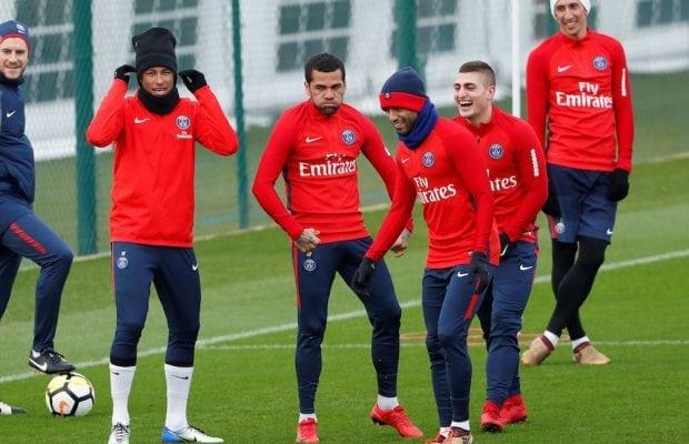 Lucas Moura vill lämnar PSG i vinter
