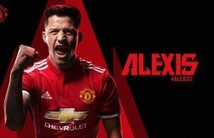 Officiellt- Alexis Sánchez klar för Manchester United