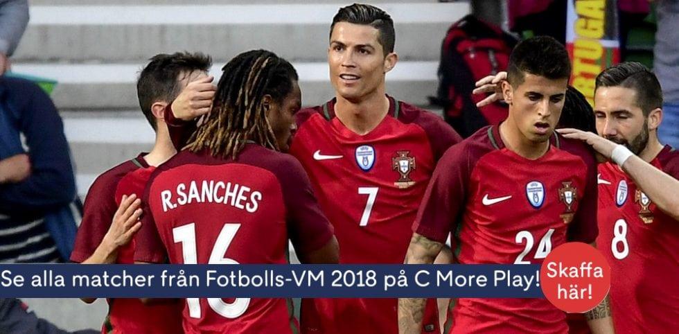 Portugals VM trupp 2018 – Portugisiska truppen till fotbolls-VM 2018! a6a709c11612f