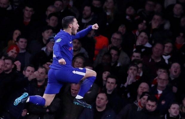 RYKTET: City försöker värva Eden Hazard