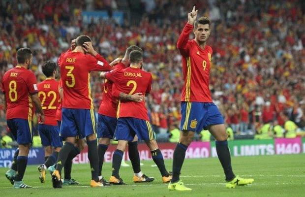 Spaniens VM trupp 2018 - spanska truppen till fotbolls-VM 2018! abdc86a27b3a2