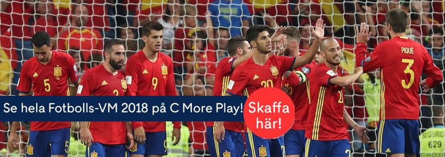 Spaniens trupp VM 2018 – spanska truppen till fotbolls-VM 2018!