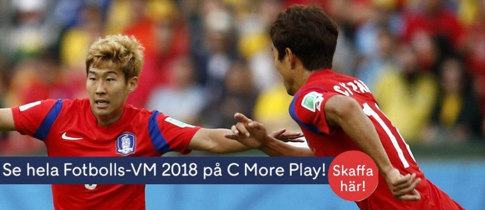 Sydkoreas trupp VM 2018 – Sydkorea truppen till fotbolls-VM 2018!