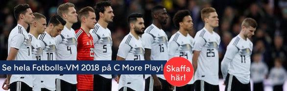 Tysklands trupp VM 2018 – tyska truppen till fotbolls-VM 2018!
