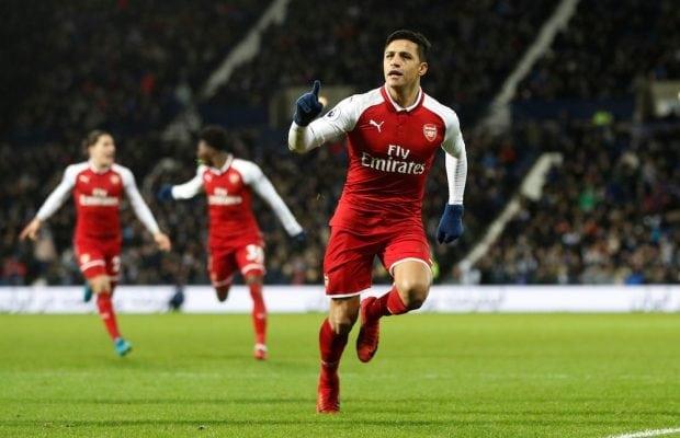 Uppgifter: Alexis Sánchez har skrivit på för Manchester City