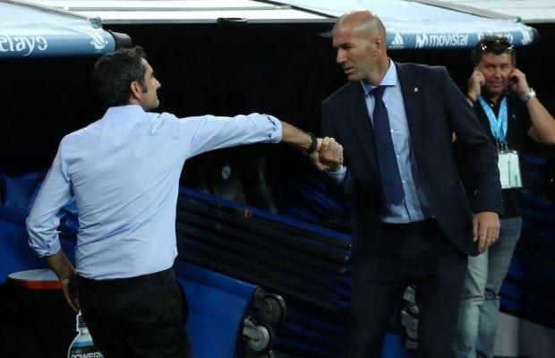 Uppgifter: Barcelona i kamp med Madrid om Alvaro Odriozola
