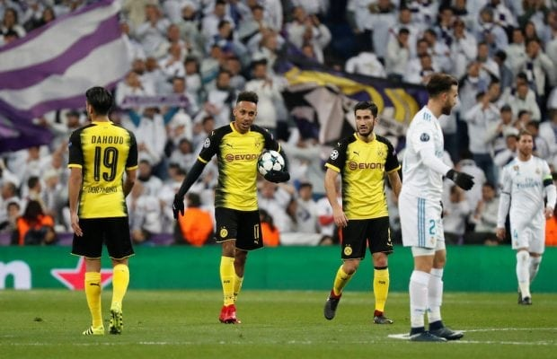 Uppgifter: Dortmund sätter prislapp på Aubameyang
