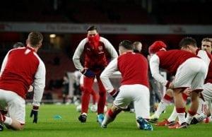 Uppgifter: Mesut Özil förlänger med Arsenal