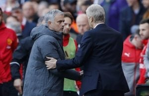 Uppgifter: Mourinho detaljer från att förlänga