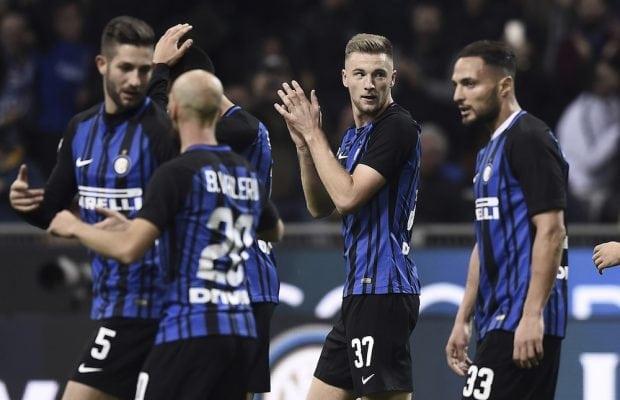 Uppgifter: Real Madrid riktar blickarna mot Milan Skriniar