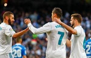 Uppgifter: Real Madrid vill värva för 300 miljoner