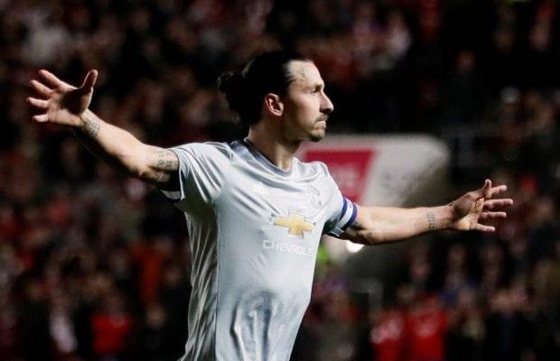 Uppgifter: Zlatan kan lämna United i januari
