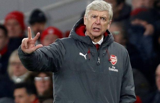 """Wenger bekräftar: """"Förhandlar om Aubameyang"""""""