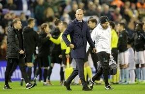 Zidane kan få sparken