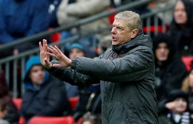 Arsenal vill värva gratis