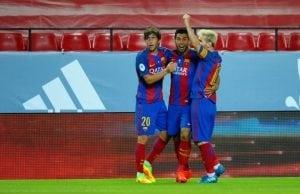 Barca-stjärnan förlänger