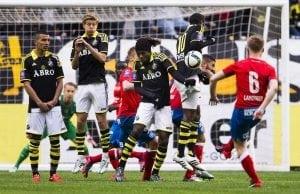 Bekräftar: Nabil Bahoui tränar med AIK
