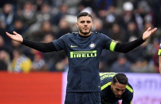 Icardi nobbar nytt kontrakt med Inter