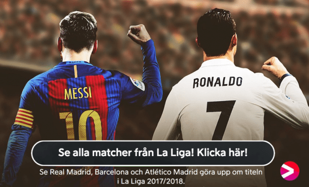 La Liga stream? Streama La Liga gratis, live stream online!
