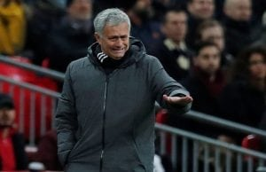 Mourinho stänger dörren för Madrid-duo