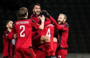 Odds Östersund Arsenal – bästa oddsen Östersund - Arsenal Europa League 2018!