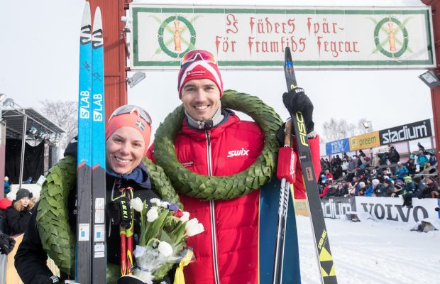 Odds vinnare Vasaloppet 2019