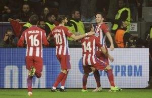 Officiellt: Sime Vrsaljko förlänger med Atlético Madrid