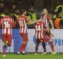 Officiellt: Yannick Carrasco lämnar Atlético Madrid