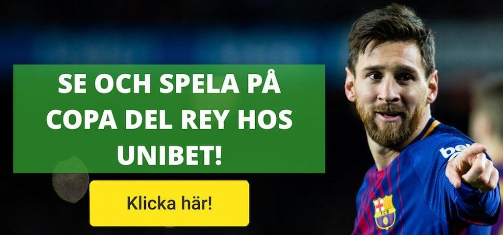 Fotboll, Spanska Cupen, Barcelona - Celta Vigo