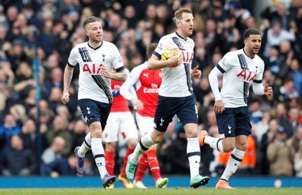 Tottenham-stjärnan nära lämna - Arsenal intresserade
