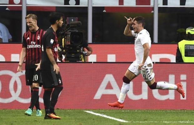 Uppgifter: Belotti ska förstärka Milans anfall i sommar