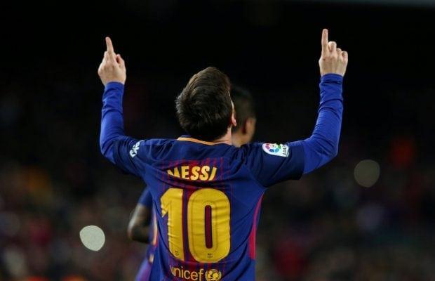 Uppgifter: Kina jobbar på en värvning av Lionel Messi