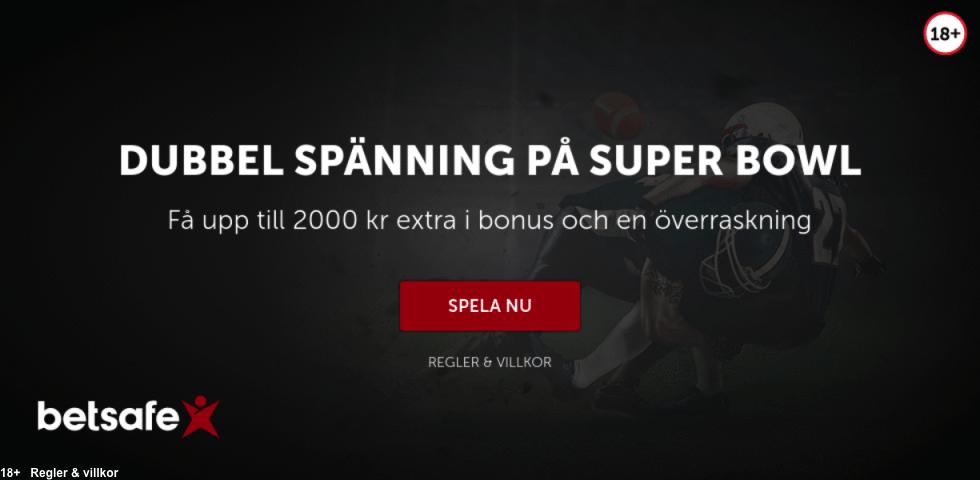 Vem visar Super Bowl 2019 på svensk TV?