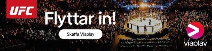 Viaplay UFC gratis - UFC Viaplay