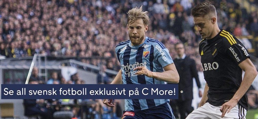 AIK Djurgården startelva, laguppställning & H2H statistik inför AIK - DIF!