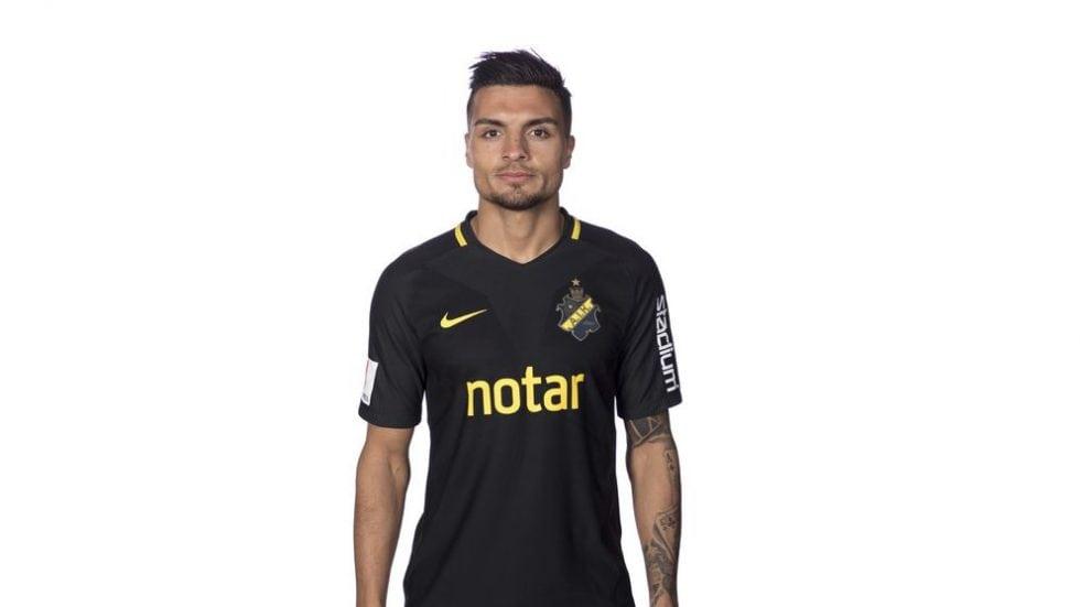 Allsvenskan matchtröja 2018