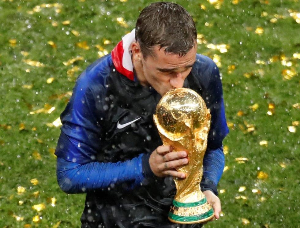 Antoine Griezmann lön 2019