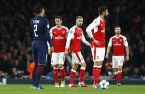 Arsenal redo att sälja stjärnan
