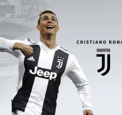 Cristiano Ronaldo årslön